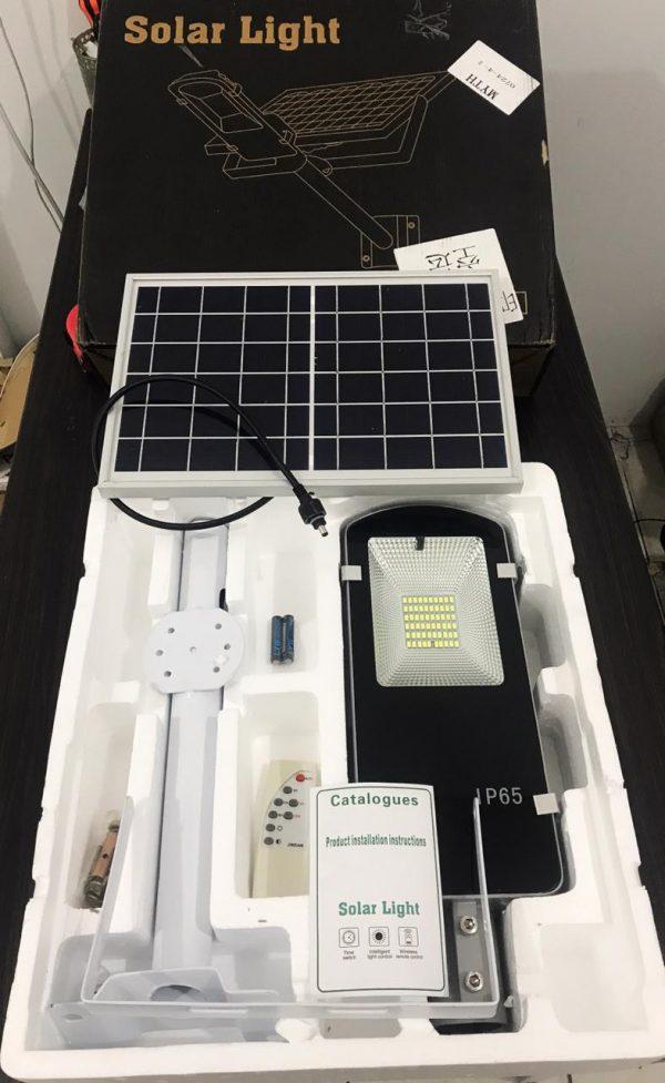 Lampu PJU Solar Paket