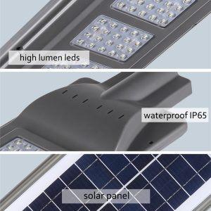 Jual PJU solar integrated 7