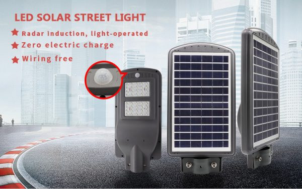Jual PJU solar integrated 2