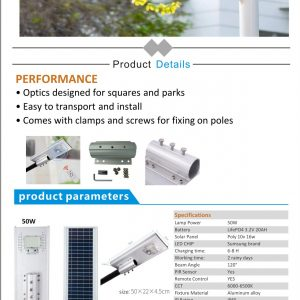Daftar harga PJU solar cell